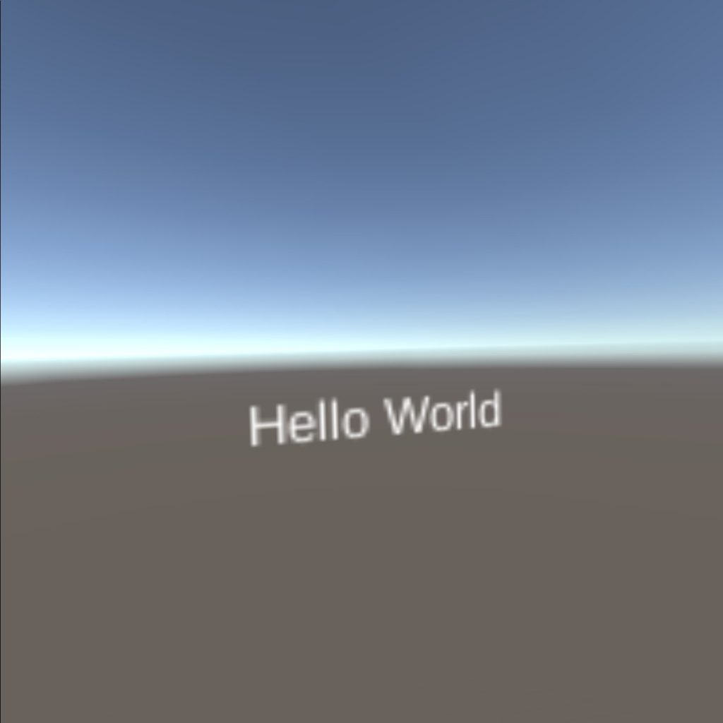 Oculus QuestでUnityアプリの実行
