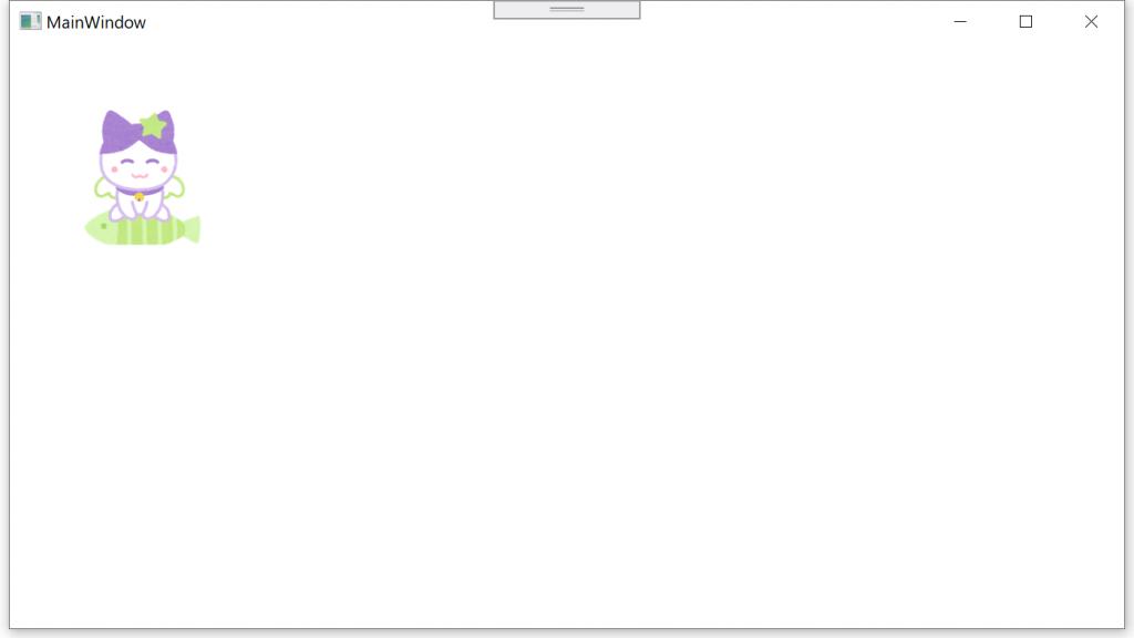 Imageコントロール表示テスト画面