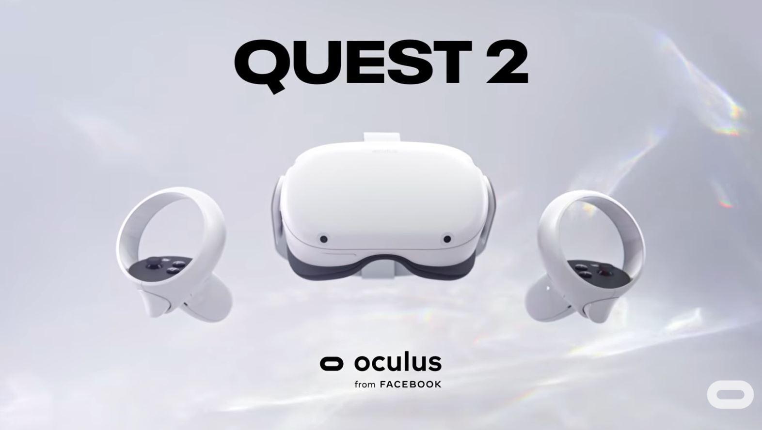 Oculus Quest 2 のイメージ