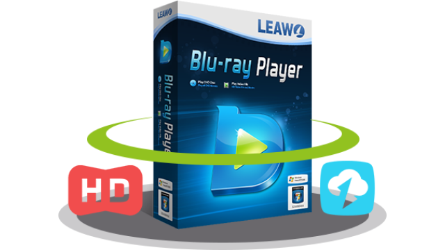 Leawo Blu-ray Player アイキャッチ